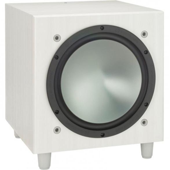 Сабвуфер Monitor Audio BRONZE W10 white (Monitor Audio)
