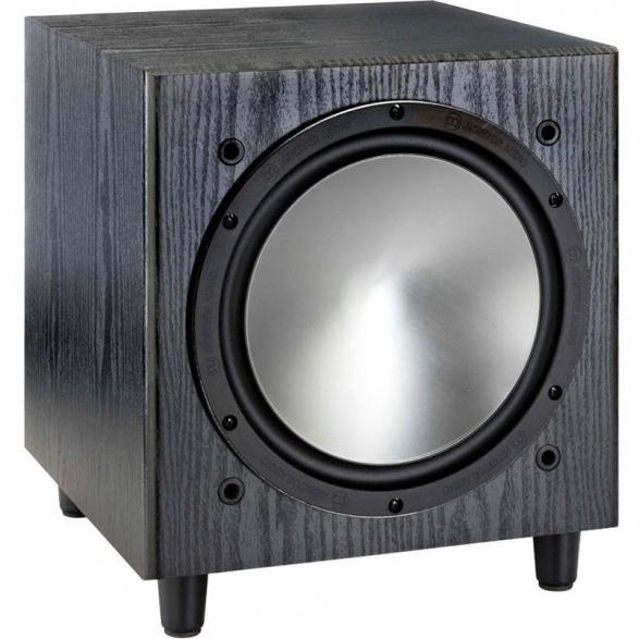 Сабвуфер Monitor Audio BRONZE W10 black oak (Monitor Audio)