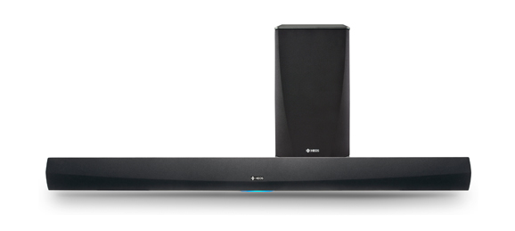 Denon HEOS HOME CINEMA HS2 Black