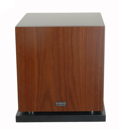Audio Physic Luna Subwoofer walnut