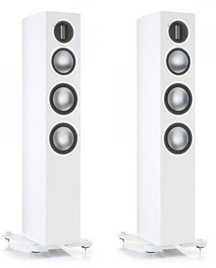 Акустическая система Monitor Audio Gold 200 Piano White (Monitor Audio)