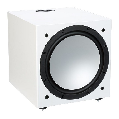 Сабвуфер Monitor Audio Silver Series W12 White (Monitor Audio)