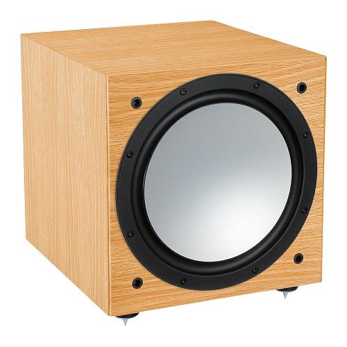 Сабвуфер Monitor Audio Silver Series W12 Black Natural Oak (Monitor Audio)