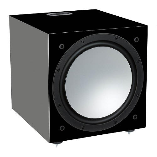 Сабвуфер Monitor Audio Silver Series W12 Black Gloss (Monitor Audio)