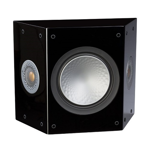 Акустическая система Monitor Audio Silver Series FX Black Gloss (Monitor Audio)