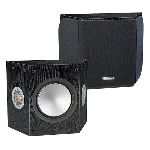 Акустическая система Monitor Audio Silver Series FX Black Oak (Monitor Audio)
