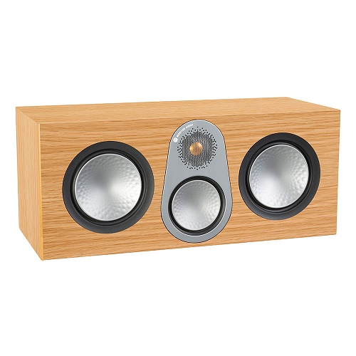 Акустическая система Monitor Audio Silver Series C350 Black Natural Oak (Monitor Audio)