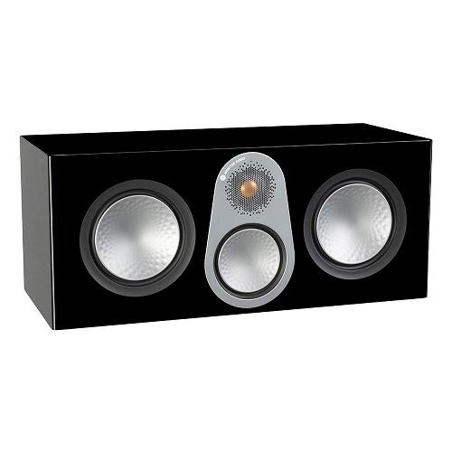 Акустическая система Monitor Audio Silver Series C350 Black Gloss (Monitor Audio)