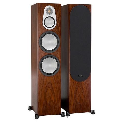 Акустическая система Monitor Audio Silver Series 500 Walnut (Monitor Audio)