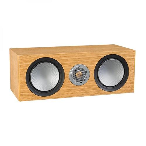 Акустическая система Monitor Audio Silver Series C150 Black Natural Oak (Monitor Audio)