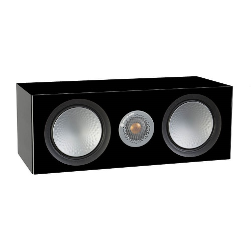 Акустическая система Monitor Audio Silver Series C150 Black Gloss (Monitor Audio)