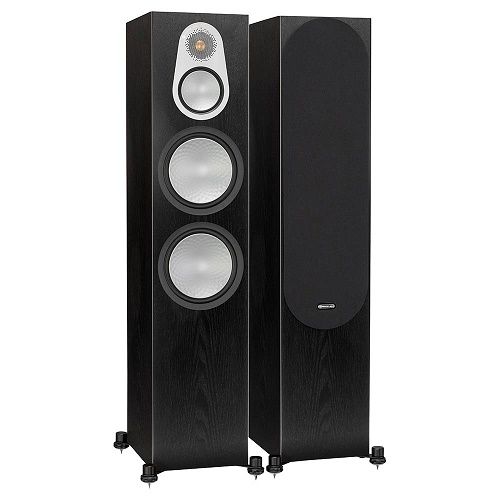 Акустическая система Monitor Audio Silver Series 500 Black Oak (Monitor Audio)
