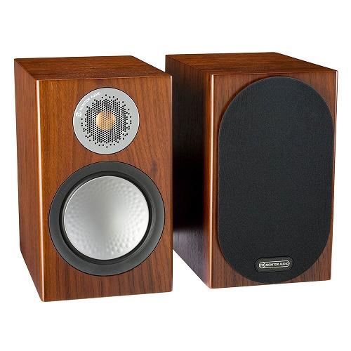 Акустическая система Monitor Audio Silver Series 50 Walnut (Monitor Audio)