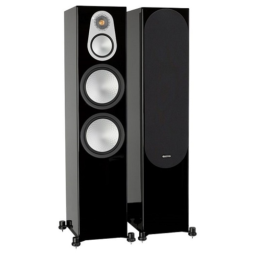 Акустическая система Monitor Audio Silver Series 500 Black Gloss (Monitor Audio)