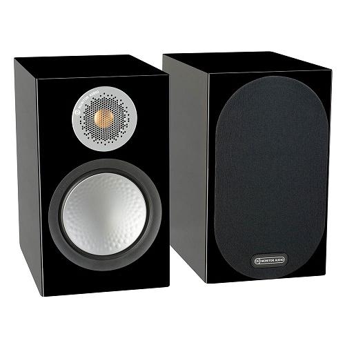 Акустическая система Monitor Audio Silver Series 50 Black Gloss (Monitor Audio)