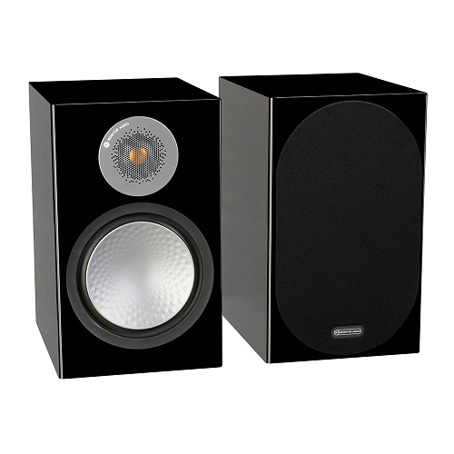 Акустическая система Monitor Audio Silver Series 100 Black Gloss (Monitor Audio)