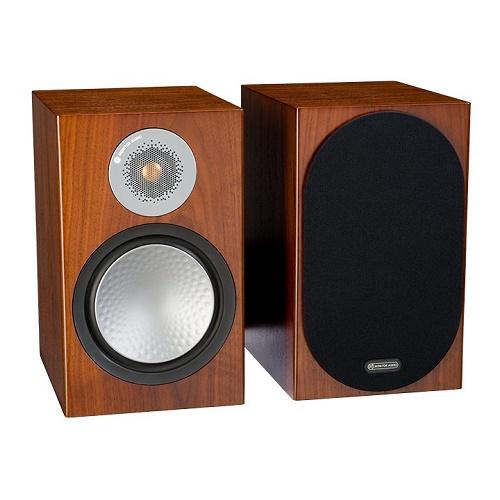 Акустическая система Monitor Audio Silver Series 100 Walnut (Monitor Audio)
