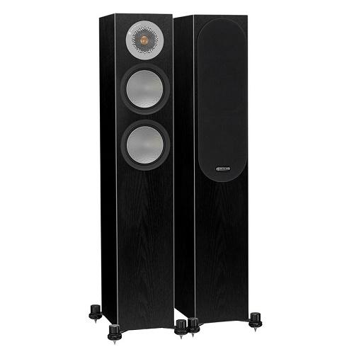 Акустическая система Monitor Audio Silver Series 200 Black Oak (Monitor Audio)