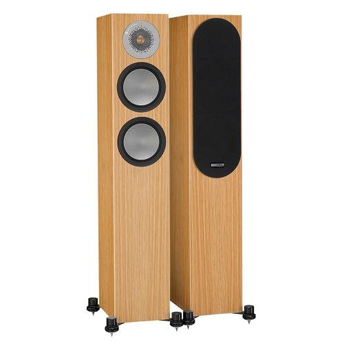 Акустическая система Monitor Audio Silver Series 200 Natural Oak (Monitor Audio)