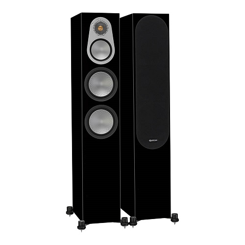 Акустическая система Monitor Audio Silver Series 300 Black Gloss (Monitor Audio)