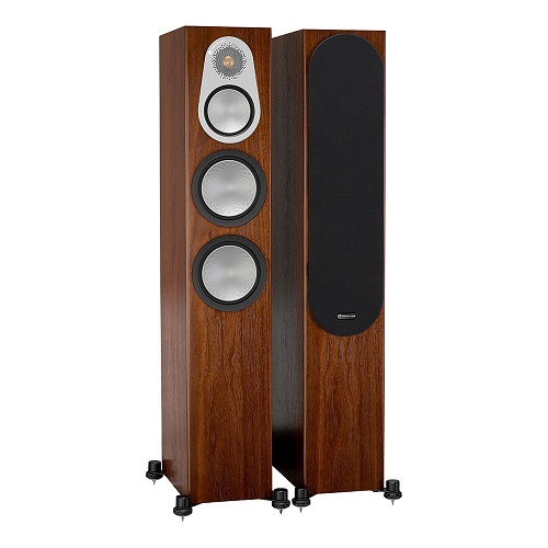 Акустическая система Monitor Audio Silver Series 300 Walnut (Monitor Audio)
