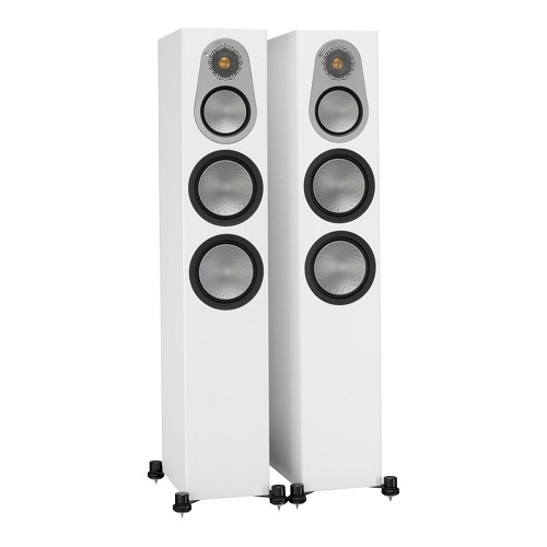 Акустическая система Monitor Audio Silver Series 300 White (Monitor Audio)
