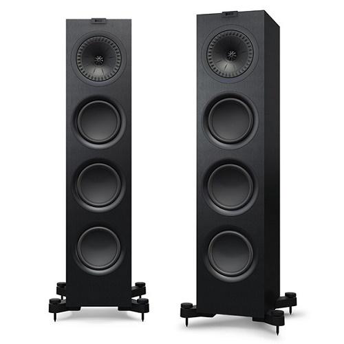 Акустическая система KEF Q750 Black (KEF)