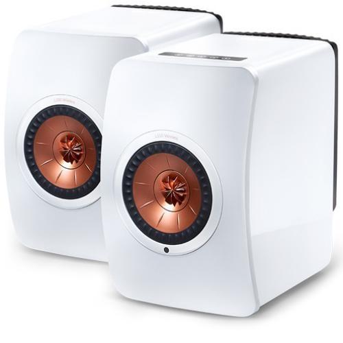 Акустическая система KEF LS50 Wireless White (KEF)