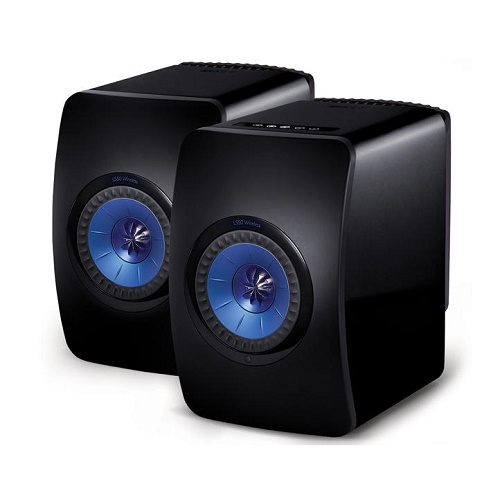 Акустическая система KEF LS50 Wireless Black (KEF)