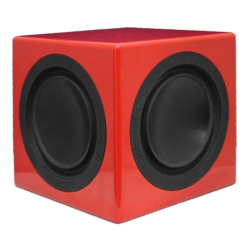 Сабвуфер Earthquake Sound MiniMe P63 Red (Earthquake Sound)