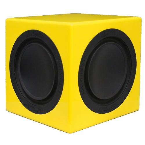 Сабвуфер Earthquake Sound MiniMe P63 Yellow (Earthquake Sound)