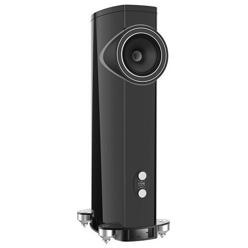 Акустическая система Fyne Audio F1-10 (черный рояльный лак) (Fyne Audio)