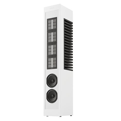 Акустическая система PIEGA Master Line Source 2 baffle white, high-gloss white (PIEGA)