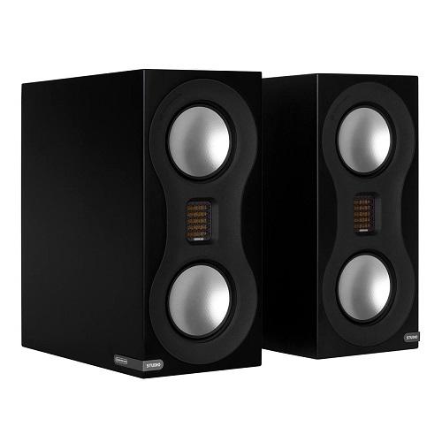 Акустическая система Monitor Audio Studio Satin Black (Monitor Audio)