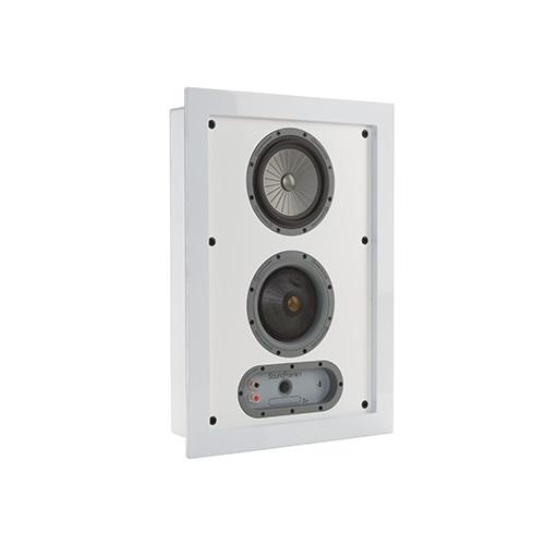 Акустическая система MONITOR AUDIO Soundframe 1 On Wall White (Monitor Audio)