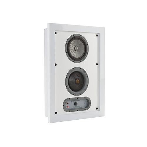 Акустическая система MONITOR AUDIO Soundframe 1 In Wall White (Monitor Audio)