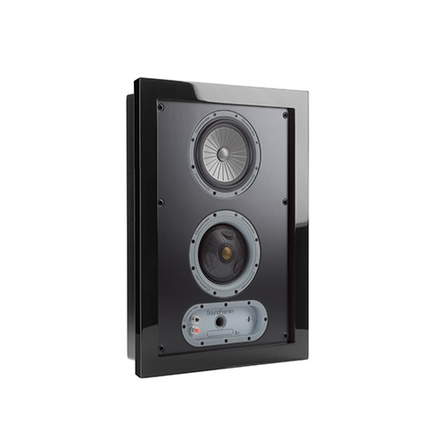 Акустическая система MONITOR AUDIO Soundframe 1 In Wall Black (Monitor Audio)