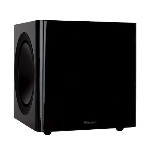 Сабвуфер MONITOR AUDIO Radius Series 390 Black Gloss (Monitor Audio)