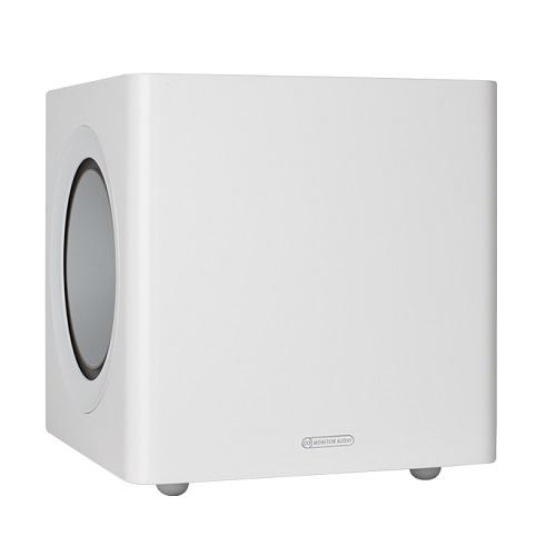 Сабвуфер MONITOR AUDIO Radius Series 380 Satin White (Monitor Audio)
