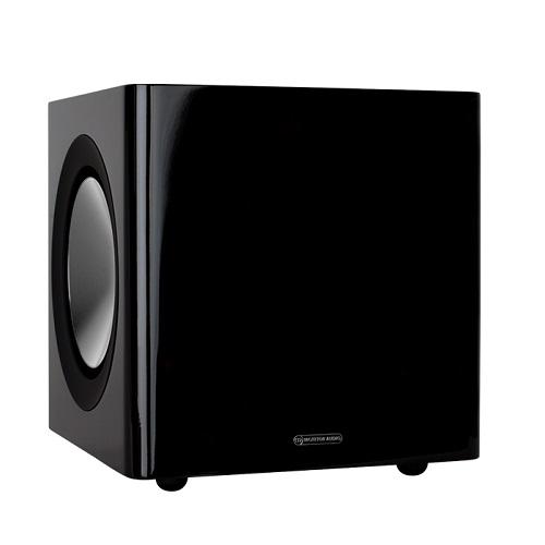Сабвуфер MONITOR AUDIO Radius Series 380 Black Gloss (Monitor Audio)