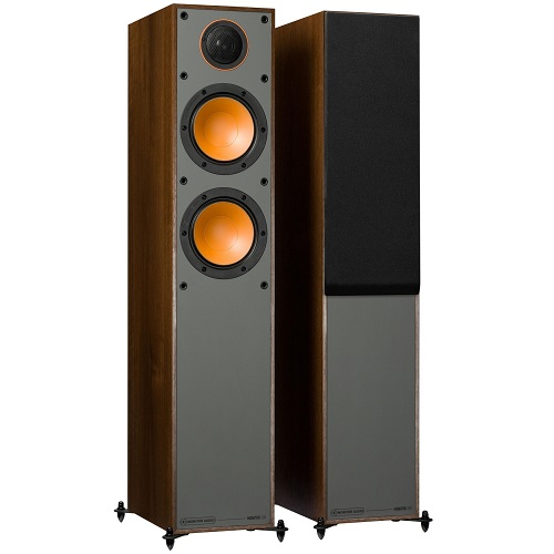 Акустическая система Monitor Audio Monitor 200 Walnut Vinyl (Monitor Audio)