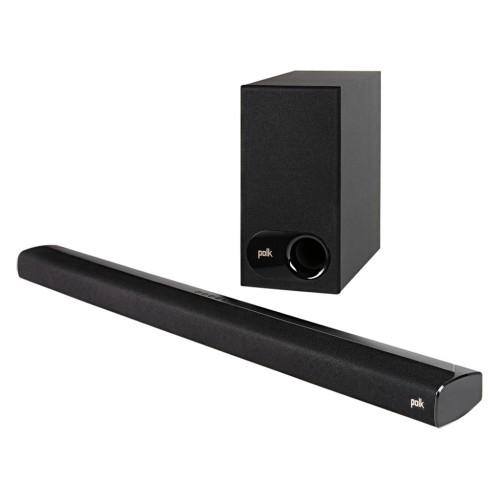 Звуковой проектор Саундбар с беспроводным сабвуфером: Polk Audio Signa S2 Black (Polk Audio)