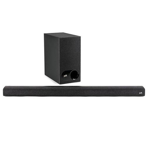 Акустическая система Саундбар с беспроводным сабвуфером: Polk Audio Signa S3 Black (Polk Audio)