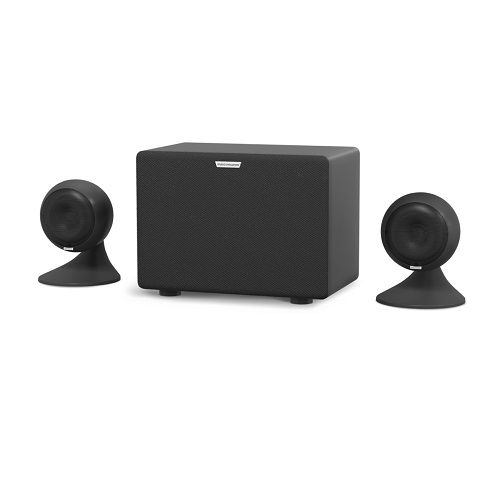 Акустическая система Аудиосистема Evolution EvoSound Sphere 2.1 Black (Evolution)