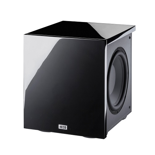 Сабвуфер HECO New Phalanx 202 A Piano Black (HECO)