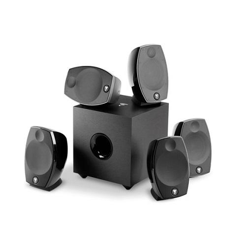 Focal PACK SIB EVO 5.1 Black