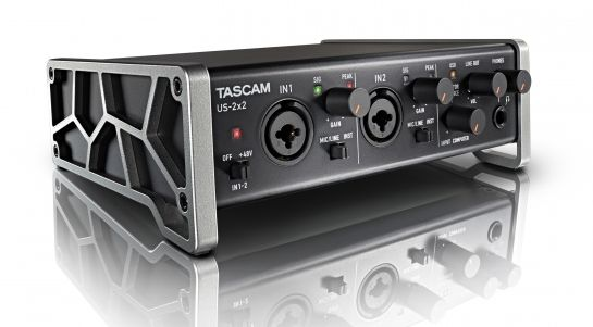 Предварительный усилитель TascamUS2x2 (Tascam)