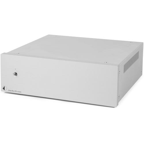 Усилитель мощности Pro-Ject AMP BOX RS MONO SILVER (Pro-Ject)
