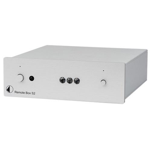 Pro-Ject Remote Box S2 Silver