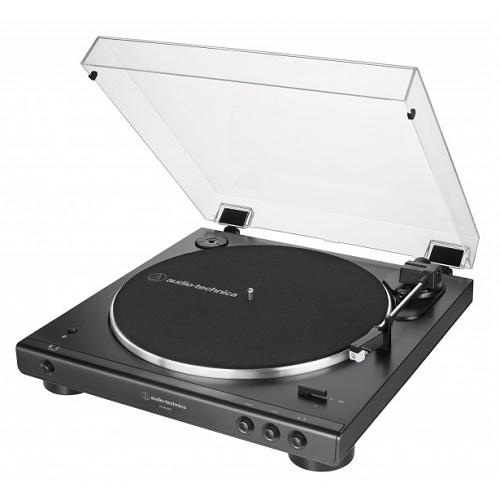Audio-Technica AT-LP60X Bluetooth Black